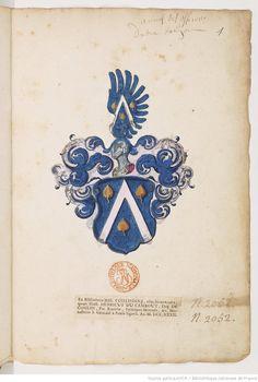 Album amicorum de la famille de La Chambre. (1607-1638). | Gallica
