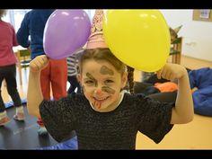 (11) Návod na jednoduché hry pro děti - YouTube Masky, Youtube, Carnavals