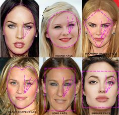 The Perfect Eyebrow Shape For Your Faceshape, just follow these tips – Daniel Sandler Makeup