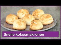 Kokosmakronen - Foodgloss - YouTube