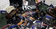 PRS Guitars Europe-Sommeraktion: Wer sich bis zum 31.8. für den Kauf eines USA-Modells von PRS entscheidet, bekommt ein Merchandise-Paket im Wert von 120 € dazu!
