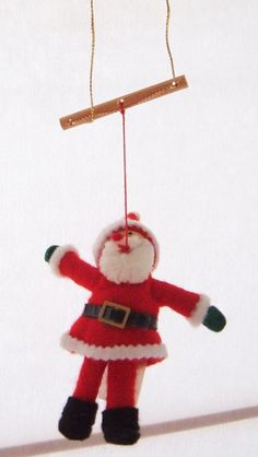 Santa got hung- an epsteam treasury by betsy durham on Etsy