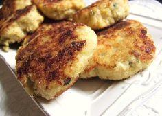 croquettes de poulet aux légumes