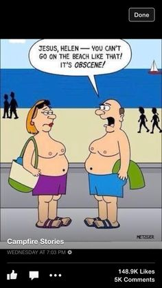 Ha ha! Boobs are mostly hilarious!