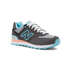 New Balance WL574 ($110) ❤ liked on Polyvore