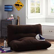 Double Flip Floor Lounger | PBteen