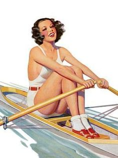 aviron-super-pin-up