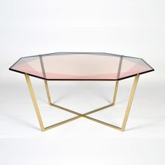 Gem Coffee Table : Octagonal