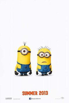 Despicable Me 2 teaser trailer and poster. Teaser trailer and poster for Despicable Me 2 starring Steve Carell, Jason Segel, and Al Pacino. Top Movies, Great Movies, Movies To Watch, Movies And Tv Shows, Awesome Movies, Family Movies, Steve Carell, Despicable Me 2, Miranda Cosgrove