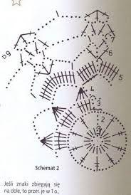 bombka szydełkowa wzór - Google-Suche