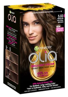Garnier Color Styler Intense Wash Out Hair Chroma Lights Metallic Temporary