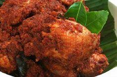 Cara Membuat Rendang Ayam Yang Lezat