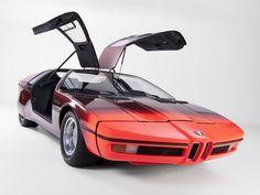 Photographs of the 1972 BMW Turbo Concept. An image gallery of the 1972 BMW Turbo Concept. Maserati, Ferrari, Top Gear, Suv Bmw, Bmw Cars, Bmw M1, Jaguar Xj, Toyota Crown, Toyota Ae86