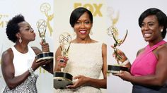 The only other time more than two black women took home Emmys in one year was 1991 when Debbie Allen, Madge Sinclair, Ruby Dee and Lynn Whitfield won.