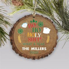 2020 has been a year for the books so remember this year with a funny ornament #2020ornaments #personalizedchristmasornaments #funnyChristmasornaments #personalizedornamentswood Photo Ornaments, Wooden Ornaments, Personalized Christmas Ornaments, Funny Christmas Ornaments, Christmas Wood, Xmas, Holiday Crafts, Holiday Ideas, Gifts