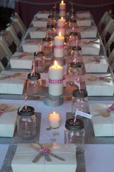 Under the Stars Tween / Teen Girl Birthday Party via Karas Party Ideas #star #sparkle #tween #pink #girl #birthday #party #idea (13)
