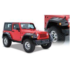 Extensiones de tapabarro Jeep
