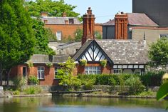 Blessington Street Basin, Dublin, Ireland jigsaw puzzle in Street View puzzles on TheJigsawPuzzles.com Puzzle Of The Day, Dublin Ireland, Old Houses, Basin, Jigsaw Puzzles, Scotland, Sweet Home, England, Street View