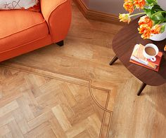 LVT stands for Luxury Vinyl Tile - a product that looks like real wood and stone flooring, but provides many more practical benefits. Available in a range of shapes, sizes and effects, you can create an authentic looking floor in your home, without the practical drawbacks of natural products.