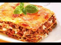 Лазанья | Обед безбрачия - YouTube