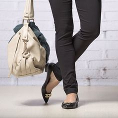 "stitchfix: ""Versatile and sophisticated, the Emer pant takes you from work to weekend and beyond. Visit our blog for details on styling this classic pant! (link in profile)"""