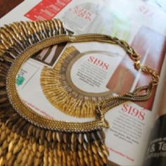 The mags love Stella  & Dot and so do I  :-)