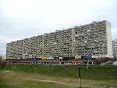 Housing Block in Petržalka by Ceats, via Flickr