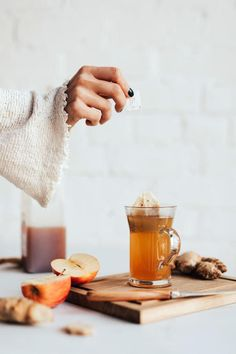 This delicious apple cider is the perfect drink for any time, but especially for the fall and winter. This hot cider drink will keep you nice and warm on any of those chilly nights. This really is the best drink for cuddling up by a fire and reading a nice book. Can you think of anything cozier? Make this delicious drink for your kids after a long day of school or drink it yourself after a long workday. The ginger tea takes your plain apple cider to another level entirely. If you make this…