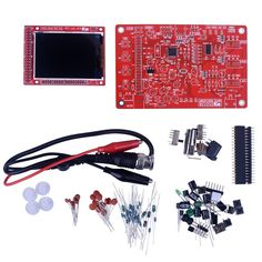 """23.00$  Watch now - """"JYETech DSO 138 DIY KIT Open Source 2.4"""""""" TFT 1Msps Digital Oscilloscope Kit with DIY parts + Probe 13803K (SMD pre-soldered)""""  #magazineonlinebeautiful"""