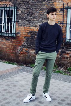 adidas superstar mens outfit style fashion - Google Search