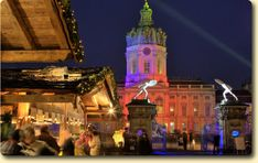 Christmas Market at the Gendarmenmarkt