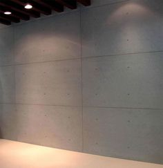 Install fiber cement panels as interior cladding with amazing performance of fireproof, waterproof, sound and heating isolation, impact resistance.