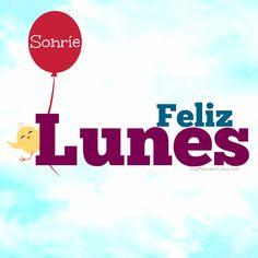 Hola ! #feliz #Lunes  http://soymamaencasa.com