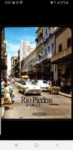 Puerto Rico, Street View, San Juan, Puerto Ricans