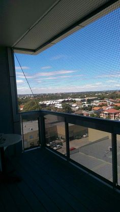 Cat mesh for apartment balcony - Melbourne based business