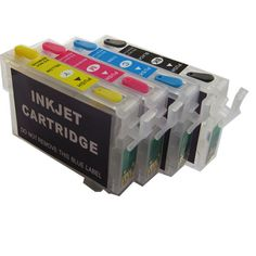 92N 92 T0921N -924N Refillable ink cartridge for EPSON Stylus T26 T27 TX106 TX117 TX119 TX109 C91 CX4300 Printer Auto reset chip