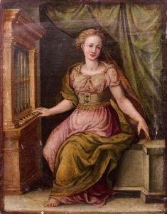Barbara Longhi - Santa Cecilia