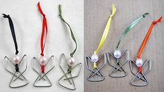 3-Diy-Gifts-You-Can-Make-In-Less-Than-An-Hour-paper-clips-angels