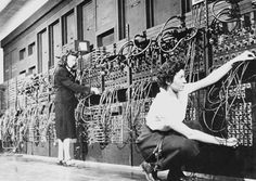 These 6 women got written out of tech history. They're finally being recognized. The dawn of the Digital Revolution was ushered in by six revolutionary women. World's First Computer, Computer Science, Computer Engineering, Computer Technology, Electrical Engineering, Digital Revolution, Addis Ababa, Science Photos, Luftwaffe
