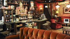 Calling all Friends fanatics: A real-life Central Perk is coming to NYC