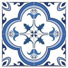 Portuguese Tiles  Tile Decals  Flooring  Tile Stickers