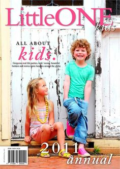 This looks like a great magazine for you moms with younger children.