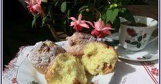 Lecker mit Geri: Muffins mit Waffeln - Мъфини с вафли