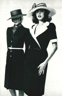 1972 Yves Saint Laurent - class is timeless
