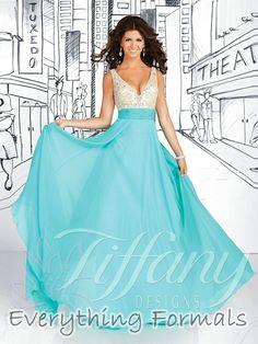 Everything Formals - Tiffany Designs Prom Dress 16039, $440.00 (http://www.everythingformals.com/Tiffany-Designs-16039/)