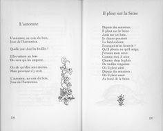 école : références: Les plus beaux poèmes de Maurice Carême (1985)