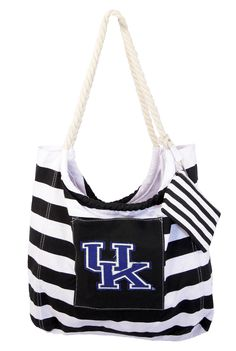 University of Kentucky Extra Large Vintage Tote with Wristlet | Zokee
