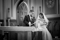 Wedding Ceremony | Church | St. Marys © Matt Ramos Photography