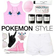 pokemon style ; jigglypuff