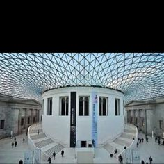 The British Museum blew my mind, I got to see so many amazing things <3